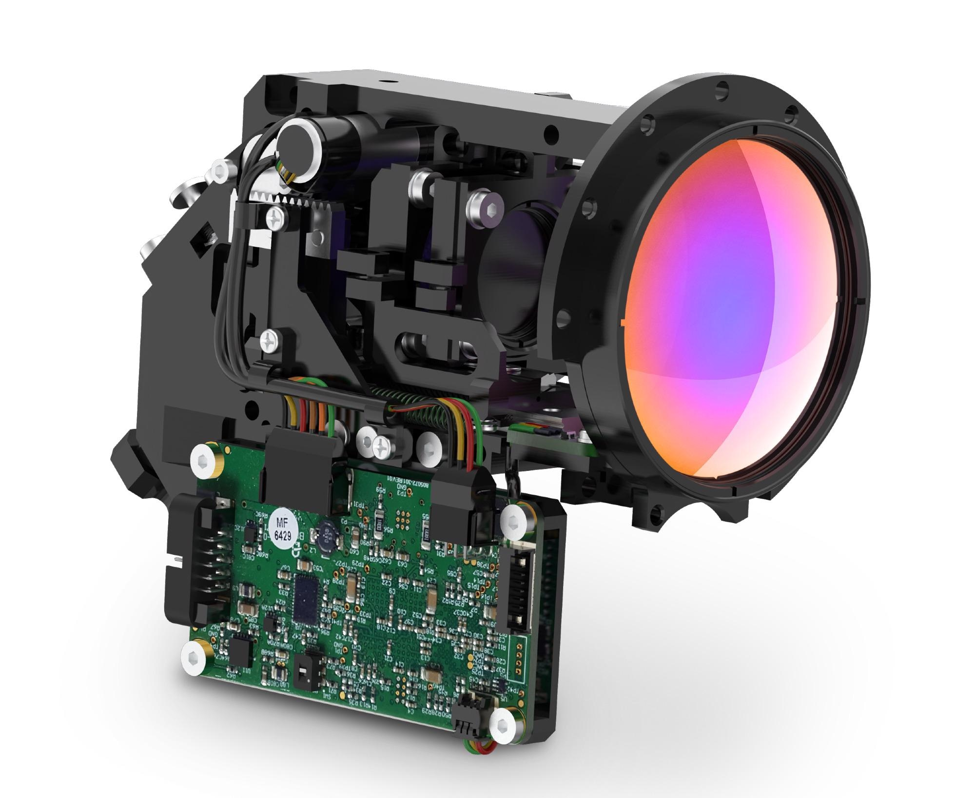 MKS Launches Ophir® MWIR Folded Zoom Lens with Disruptive Range and SWaP Capabilities for Drone and Small Gimbal Applications
