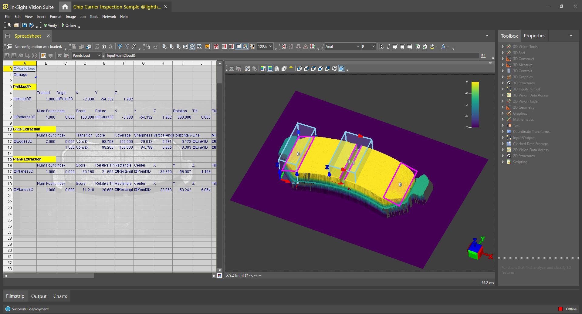 Cognex Germany Inc, Innovative 3D Vision System Opens Up New Possibilities for Automated Inspection