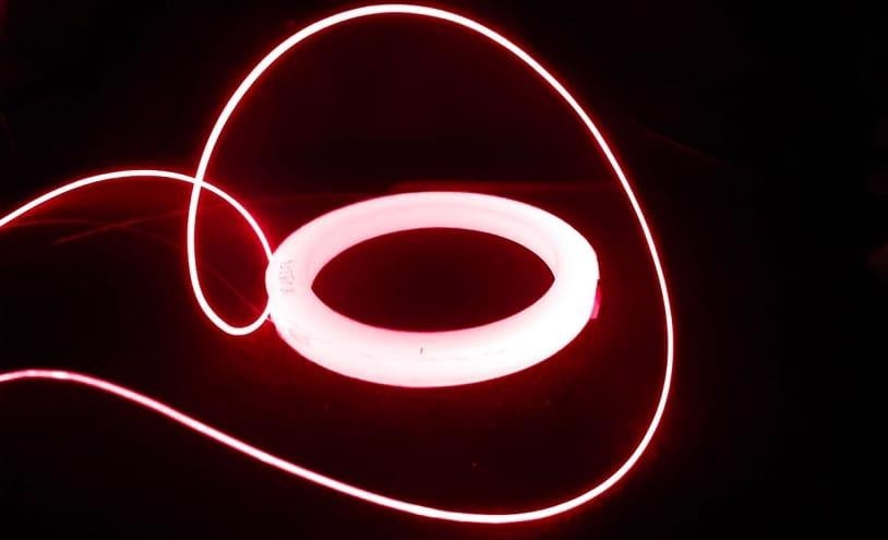 Scientists Experiment with Optical Fibers to Protect Spacecraft from Radiations.