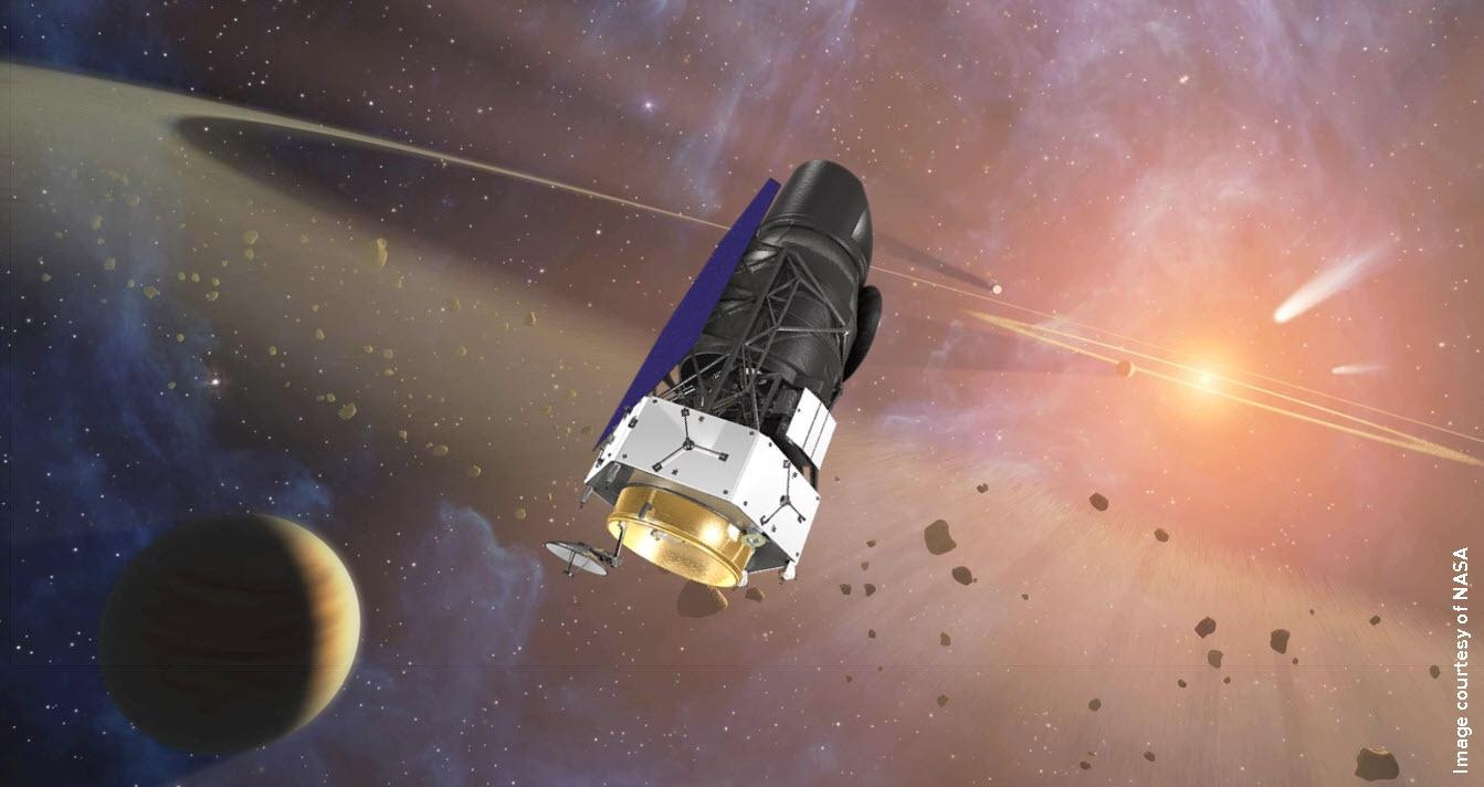 XCAM Specialist Digital Cameras to Reach Space First to Help Improve Space Missions