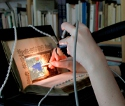 Analytik's FieldSpec 4 Spectroradiometer used for Pigment Analaysis at the Fitzwilliam Museum