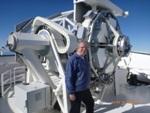 Kiepenheuer-Institut für Sonnenphysik Acquires Low Stray Light Ellipsoidal Mirror