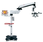 Bausch + Lomb to Distribute Leica Ophthalmic Surgical Microscopes