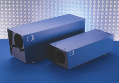 OSL Beam Expanders with Off-axis Mirrors for Unobstructed Output and Efficient Transmission