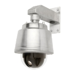 Axis Introduces HDTV-Quality Nitrogen-Pressurized Stainless Steel PTZ Dome Cameras