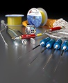 Speciality Optical Fibers and Assemblies Brought to CLEO by Fiberguide