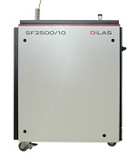 2.5kW Fiber-Coupled Diode Laser System for Materials Processing Applications