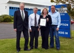 Forth Dimension Displays Awarded Platinum Premier Supplier Status by Rockwell Collins