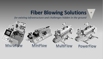 Fiber Optic Center Announces Fiber Blowing Solutions