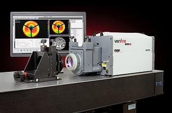 Zygo Corporation Introduces Verifire™ HDX Laser Interferometer with Ultrahigh-Resolution and Imaging for Precise 3D Metrology of Optical Components and Systems