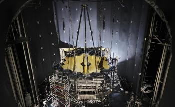 Harris Team Successfully Completes Cryogenic Testing for NASA's James Webb Space Telescope