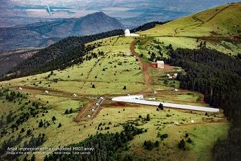 Beam Compressor for Magdalena Ridge Observatory Interferometer