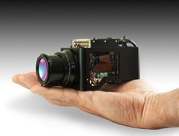 Sierra-Olympic's New Optical Gas Imaging Camera Core - Ventus™ OGI