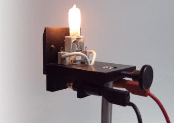 High Stability 250 Watt Calibration Standard Lamp Proposed