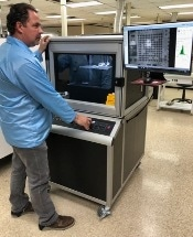 East/West Manufacturing Enterprises Purchases New X-Ray System