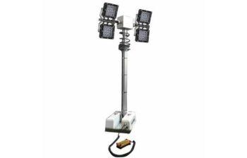 Larson Electronics Releases Vehicle Roof Mount Tower LED Light, 240W, 12V DC, 4 LEDs, 13.5 Feet