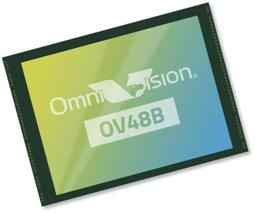 OmniVision Announces Its First 48 Megapixel, 0.8 Micron Image Sensor
