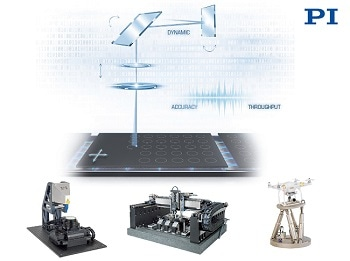 PI's Precision Automation & Motion Systems Featured at 2019 LASER World of PHOTONICS