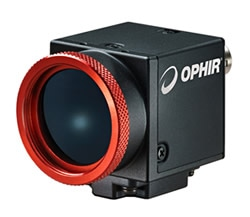 MKS Announces New Ophir® High Resolution Beam Profiling Camera with USB 3.0 Interface for Measuring CW and Pulsed Lasers