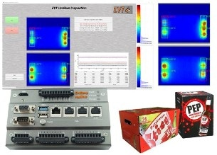 EyeVision HotGlue - Thermal Imaging Inspection for Adhesive Points