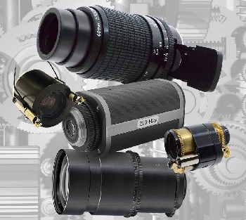 Focus Tracking Optical Zoom Lenses
