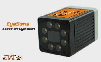 New EyeSens Vision Sensor with Profinet Support and Dual Core Processor