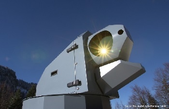 NKT Photonics Deliver Lasers for 20 KW Defense Project