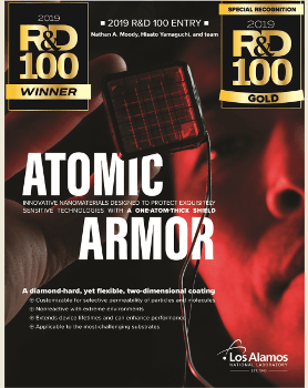 Photonis Teams with Los Alamos National Laboratory to Win Research and Development Award