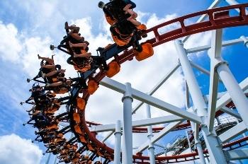 British Innovation Beneath Some of the World's Biggest Theme Park Rides