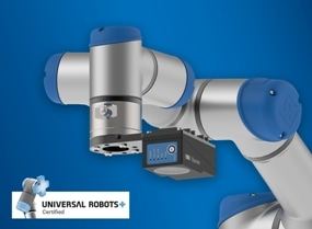 Fast, Flexible, Simple Control of Cobots with New Vision Sensors