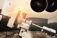 Successful International Joint Experiment in the Field of Space Optical Communication