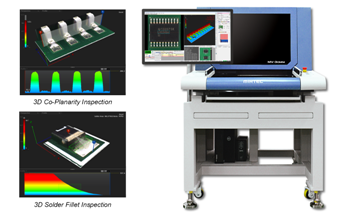 MIRTEC to Exhibit Complete Line of Technologically Advanced 3D AOI and SPI Inspection Systems at IPC APEX 2020