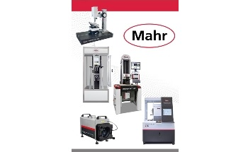 Mahr Inc. to Feature AVT 300 M, a Customized Solution for Radius of Curvature (Roc) and Tool Offset Measurements in SPDT Applications, at SPIE Photonics West 2020