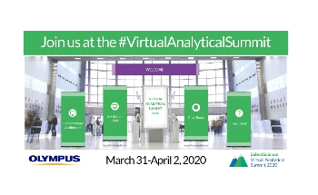Olympus Exhibits Leading Microscopy and Inspection Solutions at World's First Virtual Analytical Summit