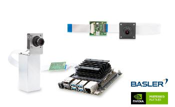 Basler Introduces Embedded Vision Solutions for the NVIDIA Jetson Platform