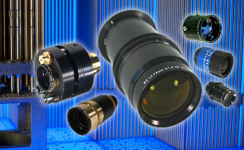 Radiation Resistant Zoom Lenses