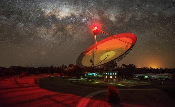 CSIRO'S Parkes Radio Telescope Added to National Heritage List