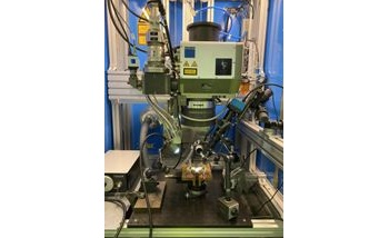 Research Lab Breaks New Ground in Laser Manufacturing Using Mikrotron Vision Technology