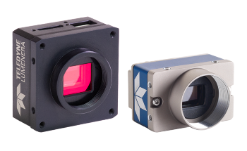 New GigE and USB3 Cameras Designed for Use in Challenging Lighting Conditions