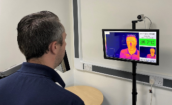 Acrovision Chooses High Accuracy Thermal Imaging Camera from Micro-Epsilon for its Versatile, Cost Effective Fever Screening System