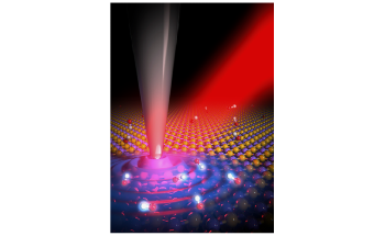 New Method to Study Interaction of Infrared Nanolight with Molecular Vibrations