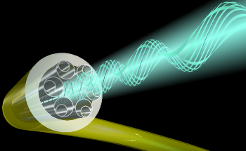 Air Filled Fibre Cables Capable of Outperforming Standard Optical Fibres