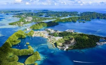 Fugro to Provide First Topographic Lidar Base Map for Island Nation of Palau