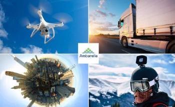 Ambarella Introduces CV5 High Performance AI Vision Processor for Single 8K and Multi-Imager AI Cameras