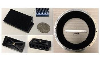 New Metamaterial Tiles Improve Sensitivity of Telescopes