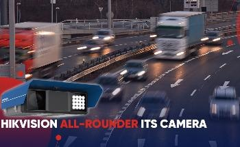 Hikvision Launches New ITS Camera for Improvement of Road Safety and Traffic Flow