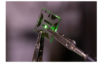 Nanotech OLED Electrodes Release 20% More Light, Lowering Display Power Usage