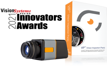 Radiant Vision Systems Honored by Vision Systems Design 2021 Innovators Award Program