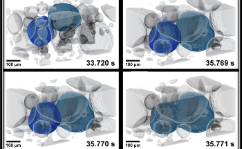 Scientists Achieve 1000 Tomograms per Second in X-Ray Microscopy of Materials