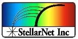 StellarNet, Inc. logo.